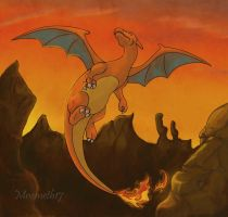 Charizard Swap by Mnemeth17