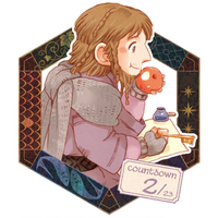 THE HOBBIT BoFA Countdown 02 by karama-wari