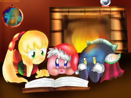 .:Story Time:. by Crashkirby888