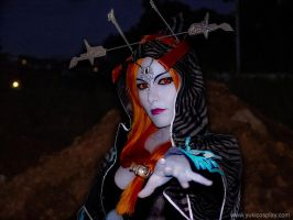 Midna Cosplay - from Zelda by Yukilefay