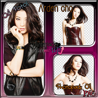 Photopack 01 PNG Arden Cho by PhotopacksLiftMeUp