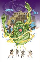 Ghostbusters by FredDavis