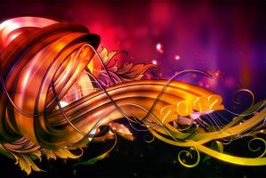 2012 wall by ravirajcoomar