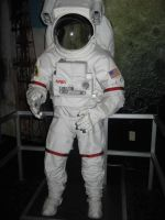 Astronaut Suit 1 by DistortedDoll-Stock