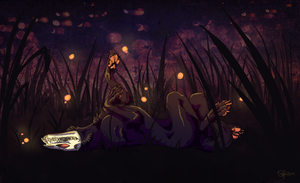 Fireflies by Sfaira