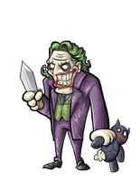 Why so serious? by Frank-Cadillac