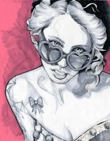 Kreayshawn by Paul4AllSeasons