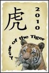 2010 The year of the Tiger by sarahfe