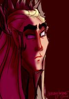 Thranduil by jaymetwins