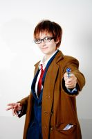 Trust me, I'm the Doctor by Haldthin-Cosplay