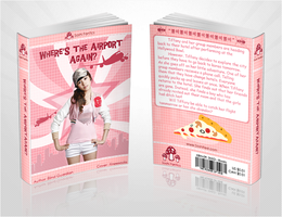 Fanfic Book Cover - 3rd Place by soshified