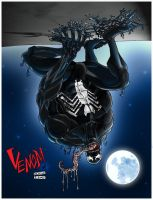 VENOM colabo.... by HA-GFX
