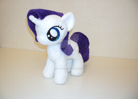 Filly Rarity by RazielleDbx