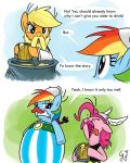 It involved a filly and a cauldron of cider by GlancoJusticar