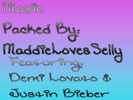 Music Pack by MaddieLovesSelly