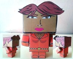 Cubeecraft Vixen Completed by handita2006