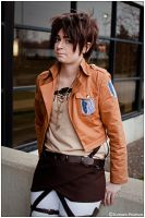 SnK: Eren by CosplayerWithCamera