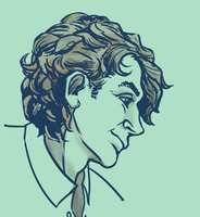 Eighth Doctor sketch by herefortheties