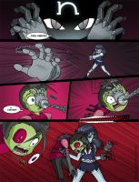 Invader Zim: Conqueror of Nightmare Page 22 by Blhite