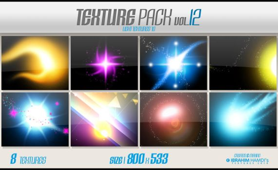 Texture Pack vol.12 2011 by adriano-designs