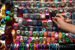 Apple Watch Anyone by AnathemicConfusions