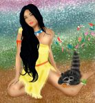 Pocahontas by Orphen5