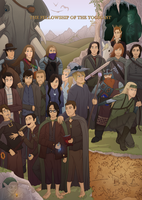 The Fellowship of the Yogscast by Khalease