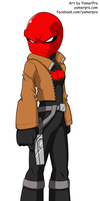 Chibi Red Hood by Yamer by StarDragon77
