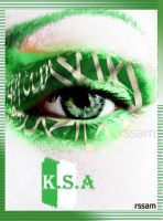 Eye K.S.A by rssam