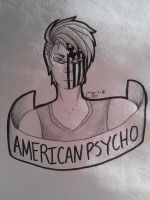 She's an American Beauty, I'm an American Psycho by Agents-Of-Otachi