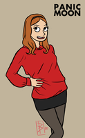 Miss Pond by Girl-on-the-Moon