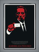 American Psycho: An Idea of a Patrick Bateman by MarkItZeroNET