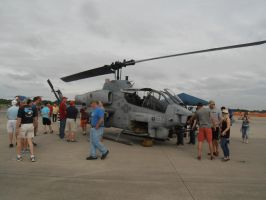 MCAS Airshow 2015 Pics- AH-1W Super Cobra by DRYeisleyCreations