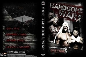 ECW Cover by pollo0389