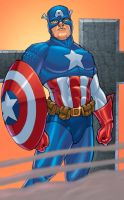Cap by Chad Cicconi by KevinJConley1