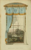 1815 French Curtain - Original by EveyD