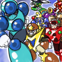 Mega Man 5. by Egoraptor