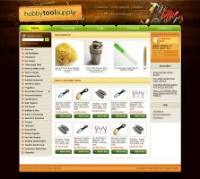 Hobby Tool Supply store by alex-tanya