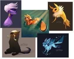 Sketchdump by Flying-Fox