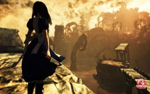 Alice Madness Returns WP by Cerberus071984