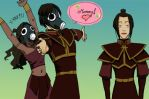 ZUKO SEARCHES FOR HIS MOTHER 2 by Doodle-Master