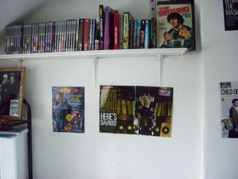 My Old Room - DVDs and Posters by AishaLeHerisson