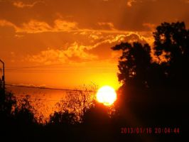 Atardecer by xtrem30