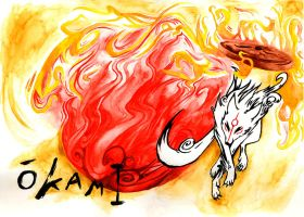 Okami by SaveBlackSheep