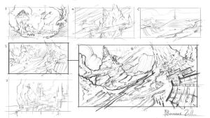 Environment Thumbnails by Butteredbap