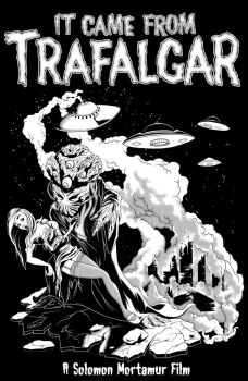 It came from Trafalgar by zombie-you