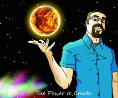The Power to Create by jornas