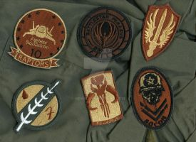 Patches by nemik