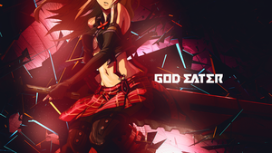 God Eater Wallpaper by The--Hollow