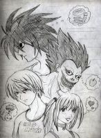 DeathNote by ViperXtreme